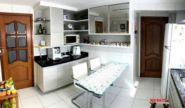 AP0967 Torre Espanha, apartamento na Aldeota, 3 suítes, móveis projetados, 2 vagas - Foto 10