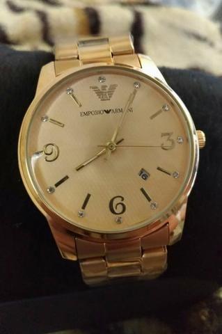0629f9af68631 Relógio Feminino Emporio Armani - Bijouterias, relógios e acessórios ...