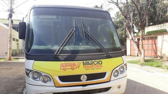 Vendo micro onibus - Foto 2