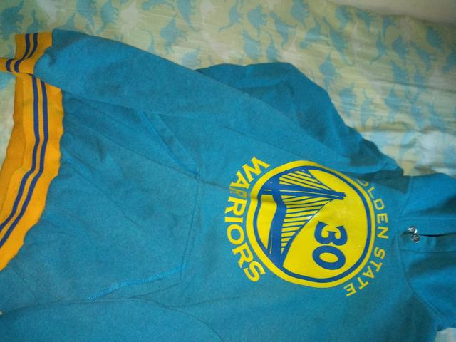 676269cf4 Casaco golden state   short golden state 30