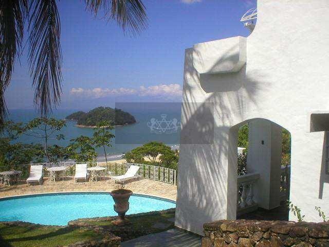Casa à venda com 5 dormitórios em Praia da cocanha, Caraguatatuba cod:377