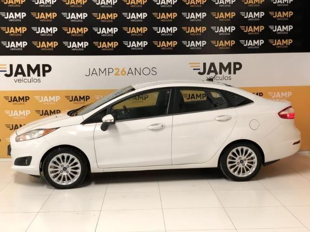 Ford New Fiesta Sed. Titanium 1.6 Powershift Automático 2014 - Foto 11