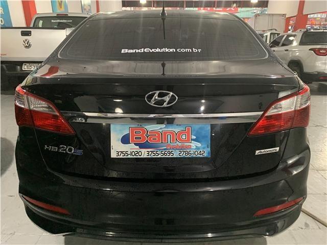 Hyundai Hb20s 1.6 comfort plus 16v flex 4p automático - Foto 3