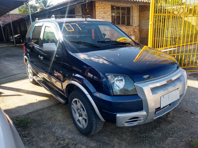 Ford Ecosport 1.6 XLS Freestyle 2007 - Foto 3