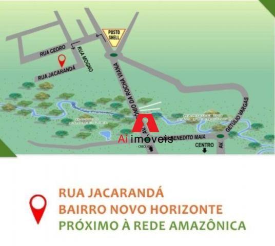 Apartamento residencial à venda, Loteamento Novo Horizonte, Rio Branco. - Foto 13