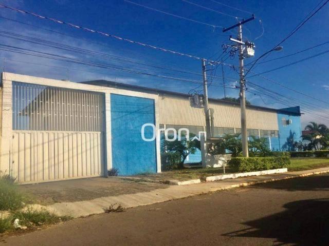 Galpão à venda, 1400 m² por R$ 2.000.000,00 - Jardim Helvécia - Aparecida de Goiânia/GO - Foto 5