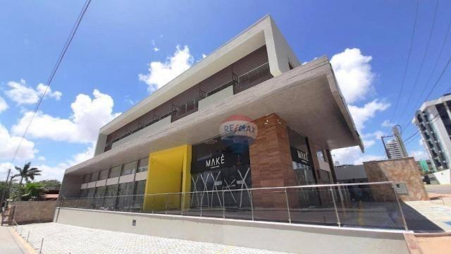 Loja para alugar, 45 m² por R$ 2.750,00/mês - Capim Macio - Natal/RN - Foto 9