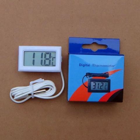 Termômetro Digital mini Lcd