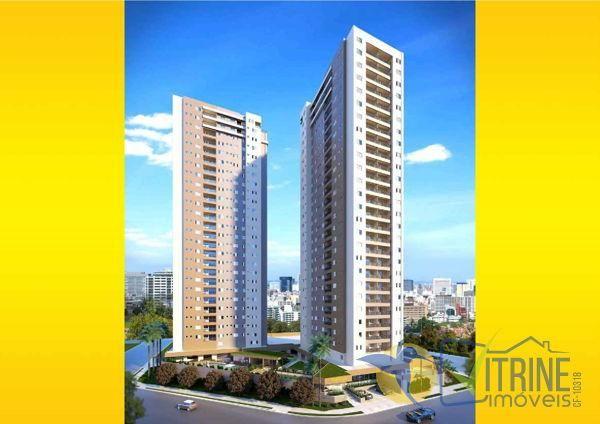 Apartamento com 2 quartos no INTENSE PARQUE CASCAVEL - Bairro Vila Rosa em Goiânia - Foto 2