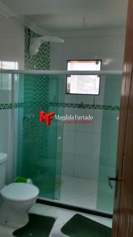 4037 - Casa com área gourmet, 4 quartos para sua moradia em Unamar - Foto 9