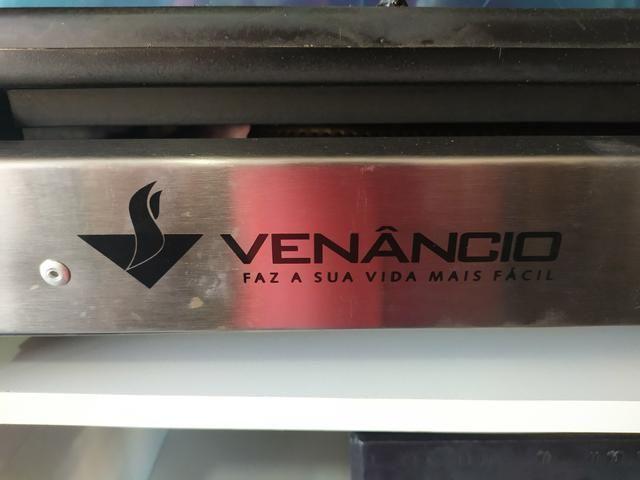 Chapa Venâncio sanduícheira c/prensa - Foto 5