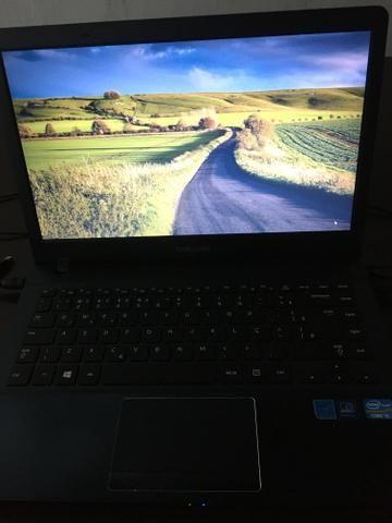 Vendo notebook Samsung i5!