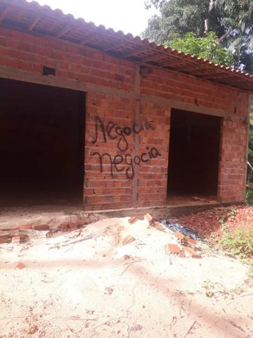 Vendo uma casa em Axixá Ma! vc que quer uma casa com ponto comercial próximo ao rio una - Foto 2