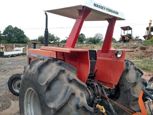 Trator Massey Ferguson 295 - Foto 3