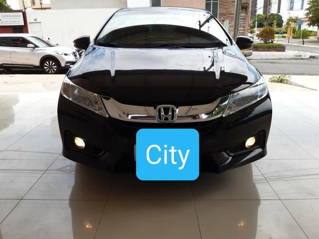 Honda City EX CVT 1.5 AT 2015/Top - Foto 9
