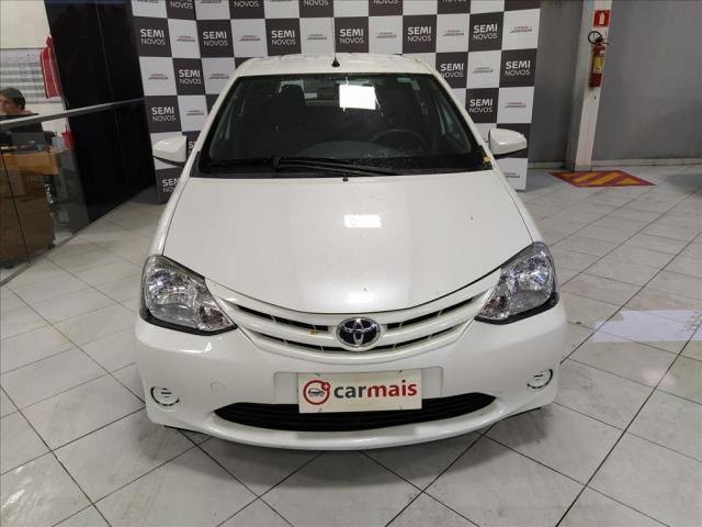 TOYOTA ETIOS 1.3 X 16V FLEX 4P MANUAL - Foto 2