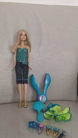 Barbie Ultra Hair Tranças e Ultra Hair Mecha - Foto 2
