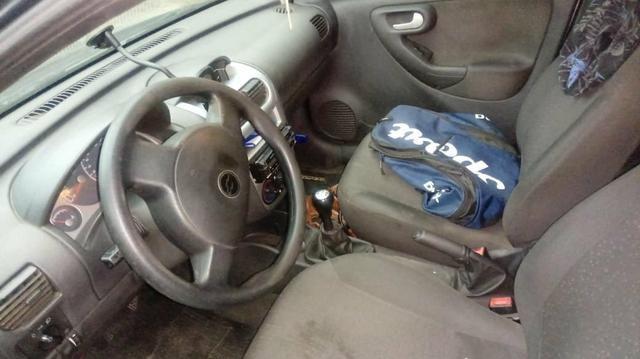 Vendo ou troco Corsa Premium 1.4 - Foto 6