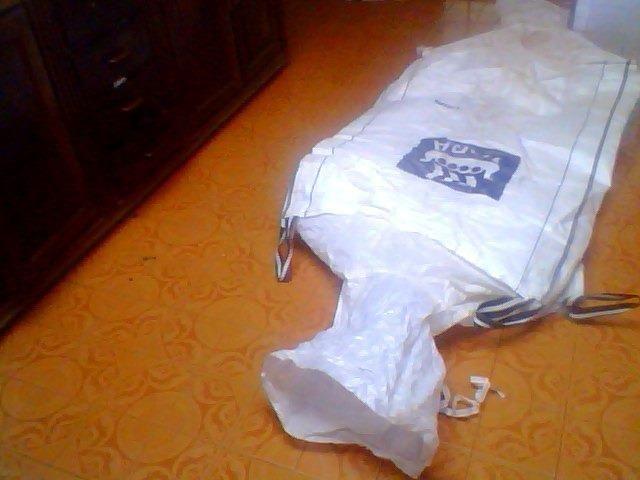 Big bags usados capacidade 1.000 kilos