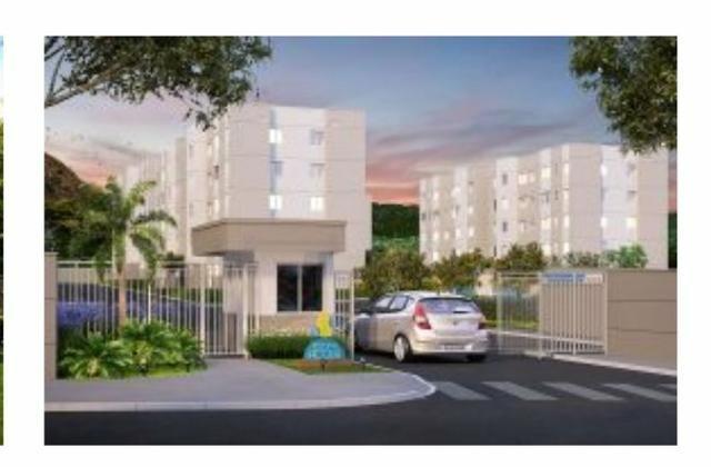 Apartamento de 2 quartos a 18min da praia da Barra, ITBI grátis - Jacarepaguá - Foto 18