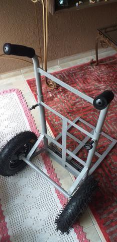 Carrinho de carga dobrável - Foto 4