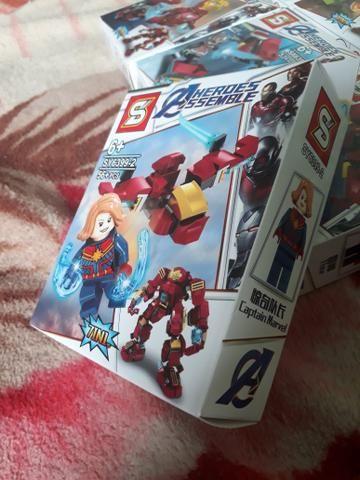 Lego Coleção completa vingadores - Foto 2