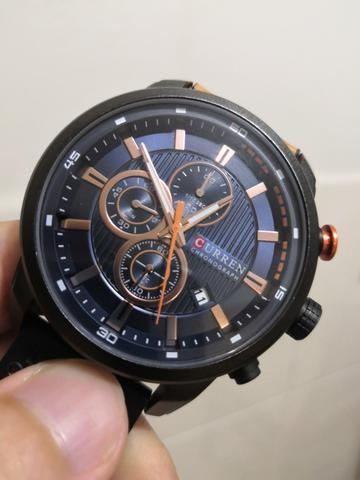 Relógio Curren, Novo Original - Foto 4