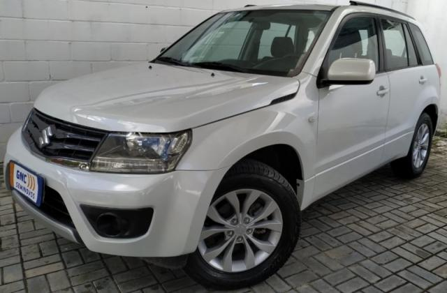 SUZUKI GRAND VITARA 2.0 4X2 16V GASOLINA 4P MANUAL.