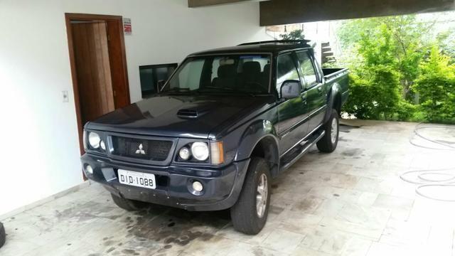 Vendo L200 2002