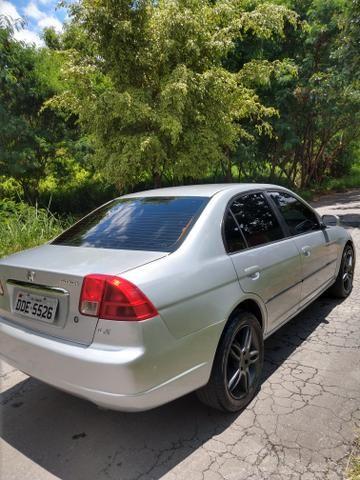 Civic 2001 conservado e barato!!! - Foto 5