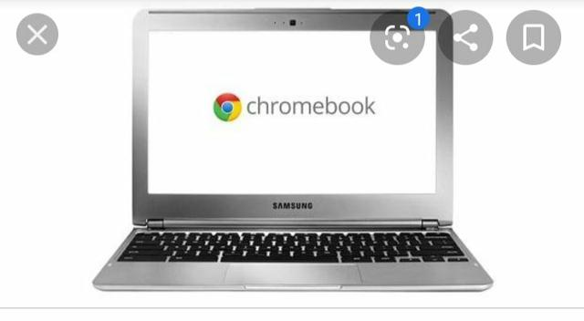 Vendo notbook chromebook - Foto 2