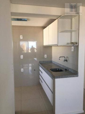 Apartamento com 3 dormitórios à venda, 73 m² por R$ 600.000 - Meireles - Fortaleza/CE - Foto 13