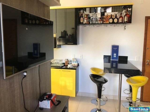 Agio de Apartamento de 1 quarto no Renascencense em Caldas Novas - Foto 7