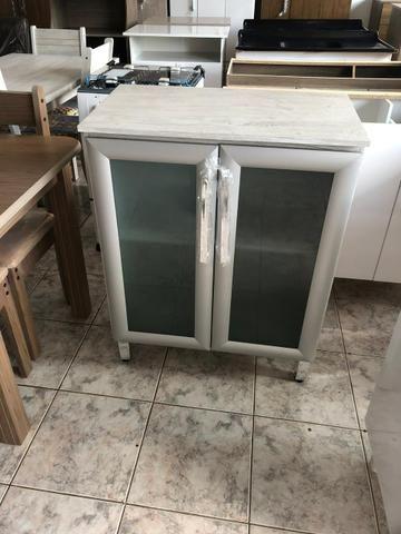 Armário 2 portas de vidro - Entregamos! - Foto 3