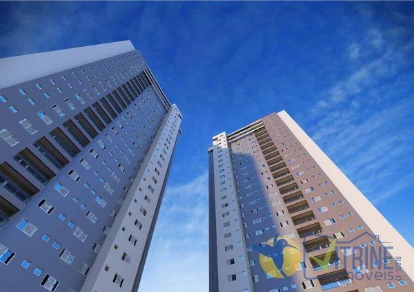 Apartamento com 2 quartos no INTENSE PARQUE CASCAVEL - Bairro Vila Rosa em Goiânia - Foto 3