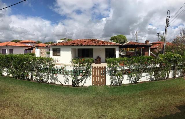 Excelente e ampla casa muito bem mobiliada a beira mar de Porto de Galinhas! - Foto 4