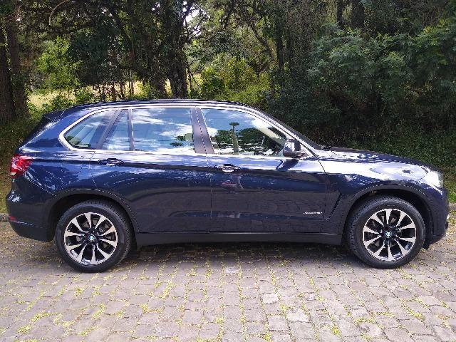BMW X5 L6 Turbo 306cv 4X4 Zf 8marchas Teto Novisssima Unica no R.S