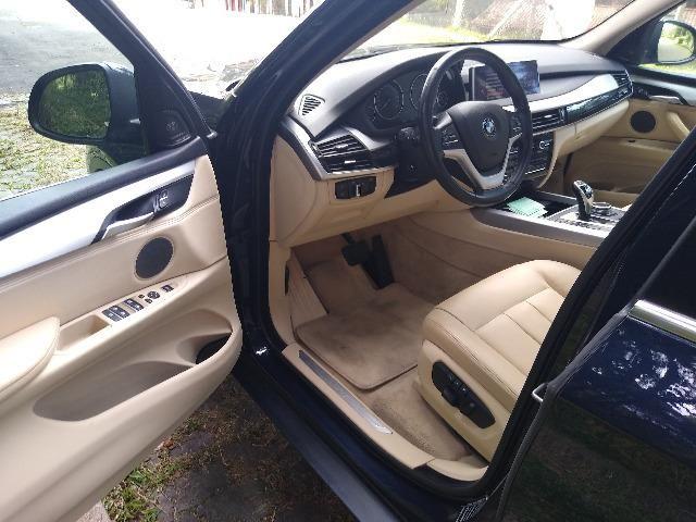 BMW X5 L6 Turbo 306cv 4X4 Zf 8marchas Teto Novisssima Unica no R.S - Foto 11