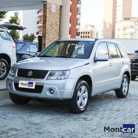 GRAND VITARA 2008/2009 2.0 4X4 16V GASOLINA 4P AUTOMÁTICO