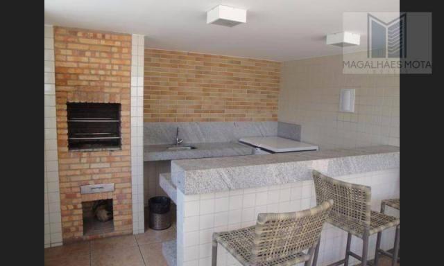 Apartamento com 3 dormitórios à venda, 73 m² por R$ 600.000 - Meireles - Fortaleza/CE - Foto 17