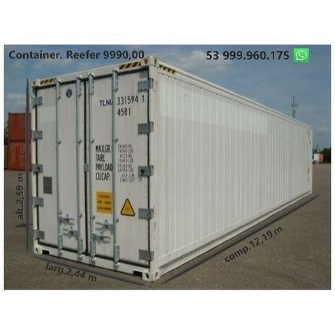 Container marítimo - temos o melhor preço - somos importadores - Foto 4