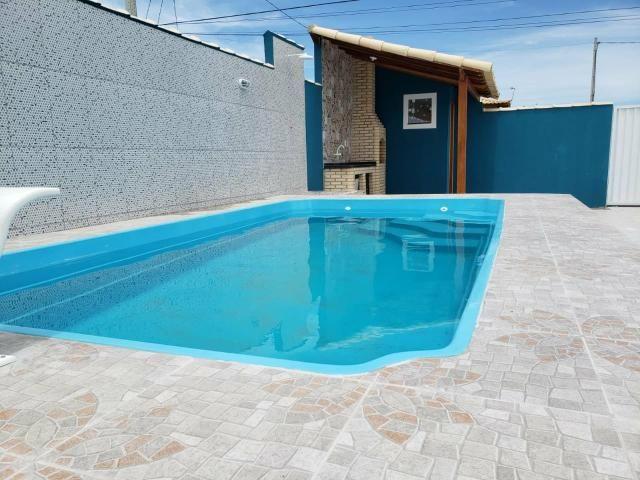 ES 387 Linda Casa no Condomínio Gravatá I em Unamar - Tamoios - Cabo Frio/RJ - Foto 3
