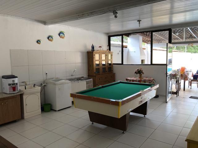 Praia Brava Ar-condicionado Piscina Sala Jogos Caioba DVic´z Casa 15 pessoas - Foto 5