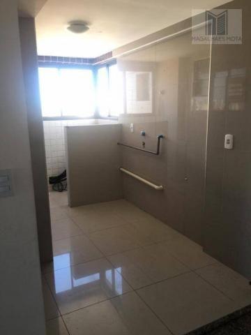 Apartamento com 2 dormitórios para alugar, 73 m² por R$ 2.020/mês - Meireles - Fortaleza/C - Foto 14