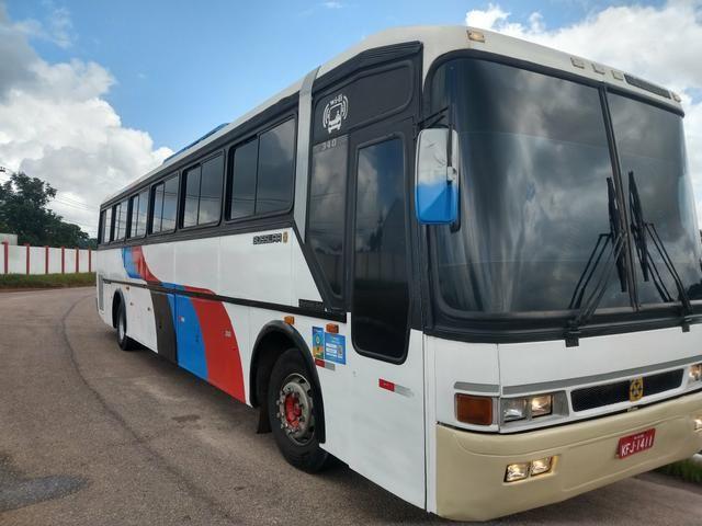 Ônibus rodoviário com ar condicionado - Foto 4