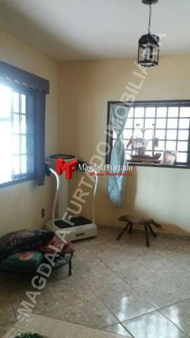 4028 - Casa de 4 quartos, área gourmet e fogão a lenha, total conforto Unamar - Foto 8