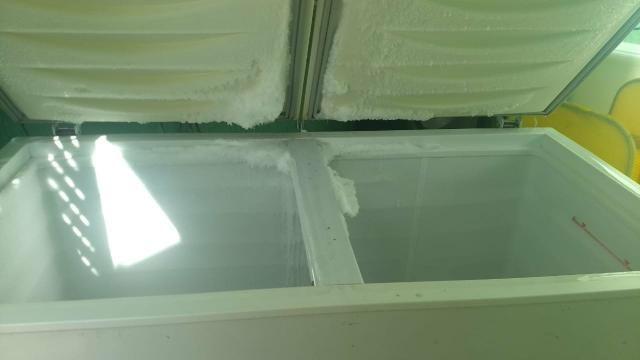 Freezer duas portas