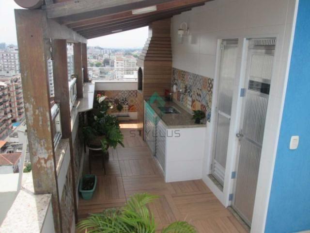 Cobertura à venda com 3 dormitórios em Cachambi, Rio de janeiro cod:M6245 - Foto 6