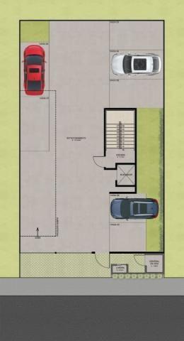 Apartamento com dois dormitórios, sendo uma suíte na Armação -Penha - Foto 3