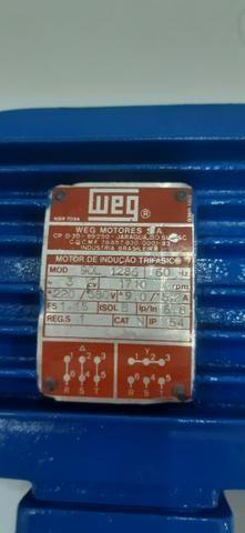 Motor weg 650 reais - Foto 3